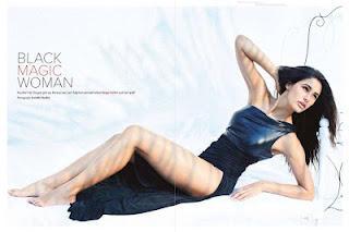 Nargis Fakhri Sexiest photo shoot for Maxim February 2012