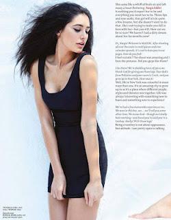 Nargis Fakhri hottest photo shoot for Maxim India February