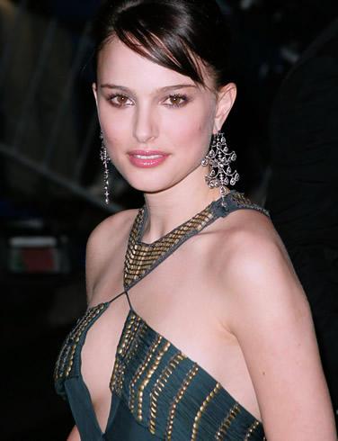 Natalie Portman Beautiful Face Look Still