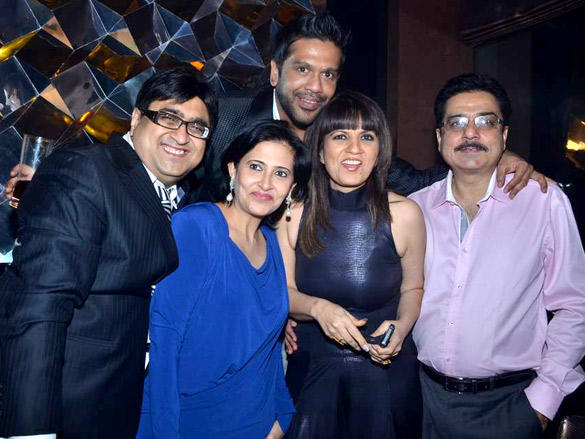 Neeta Lulla birthday bash hosted by Kimaya