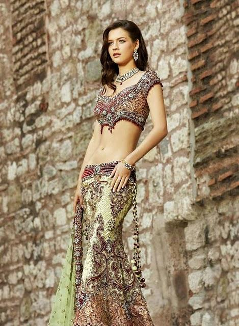 Neha Dalvi Hot Navel Show Photo Shoot