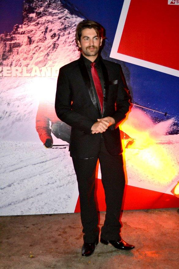 Neil Nitin Mukesh Launches Switzerland Tourism Commercial