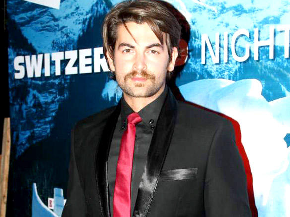 Neil Nitin Mukesh Looking Gorgeous at Switzerland Night Event