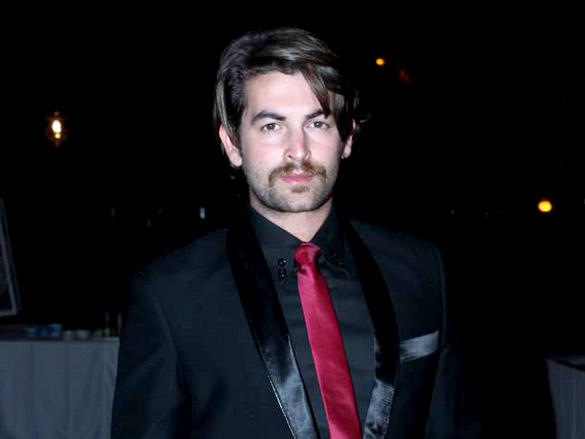 Neil Nitin Mukesh Poses To Photo Shoot at Switzerland Night Event