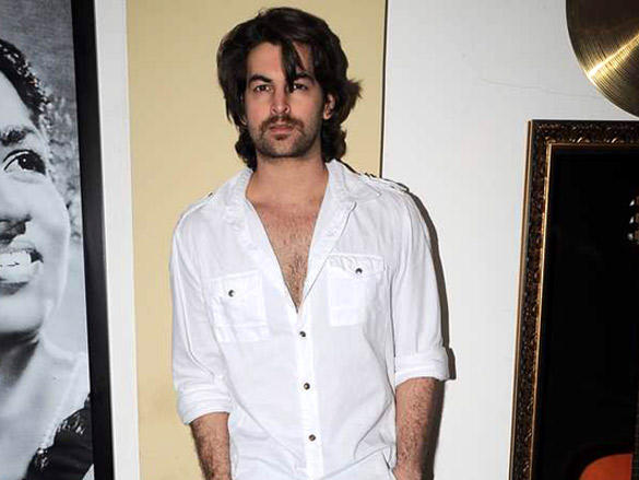 Neil Nitin Mukesh record a song