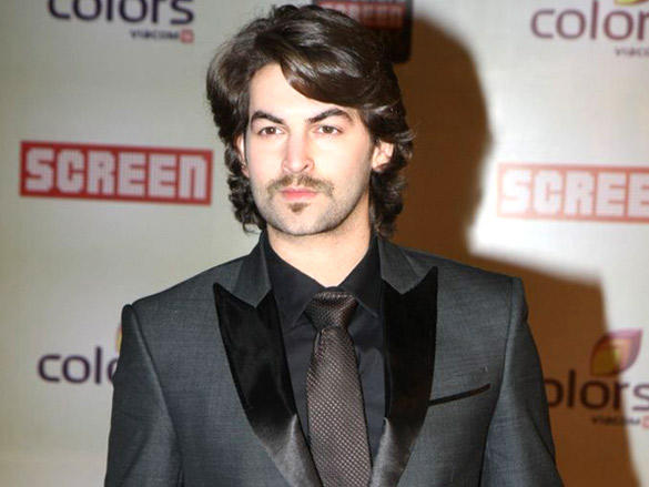 Neil Nitin Mukesh at 18th Annual Colors Screen Awards 2012