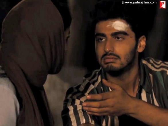 New Movie Ishaqzaade Parineeti Chopra,Arjun Kapoor Photo