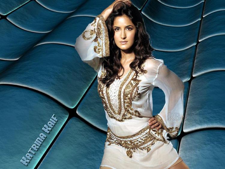 Nice Actress Katrina Kaif Wallpaper