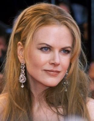 Nicole Kidman Beautiful Face Look