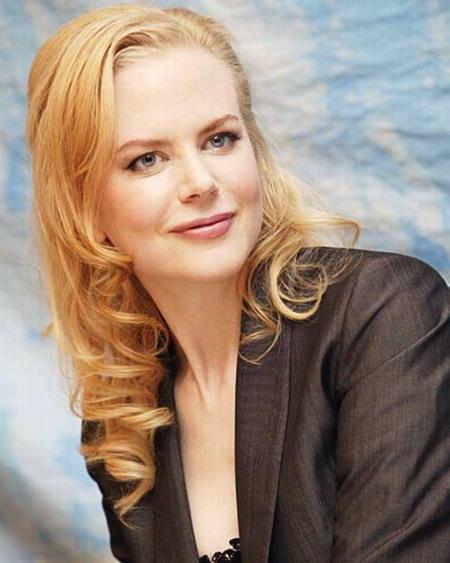 Nicole Kidman Nice Lovely Face Look