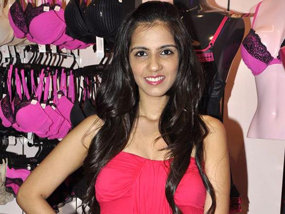 Nishka Lulla at La Senza store inauguration