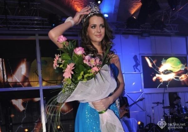 1st Runner Up - Olesya Stefanko - Miss Ukraine