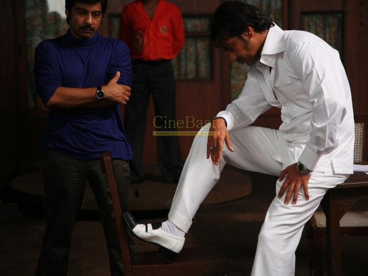 Once Upon Time In Mumbai Ajay Devgan Still