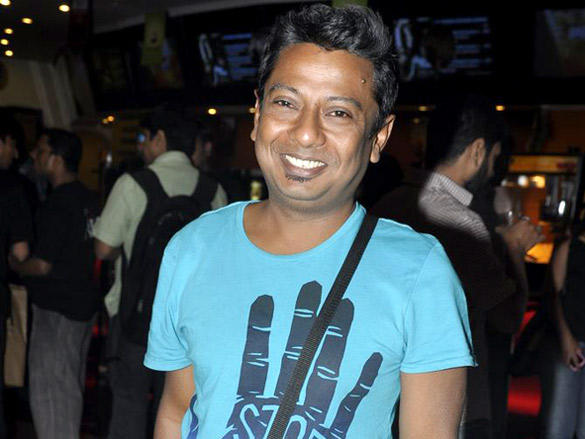 Onir at the screening of The Artist