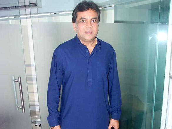 Paresh Rawal at the Launch of The Pilates and Altitude Training Studio
