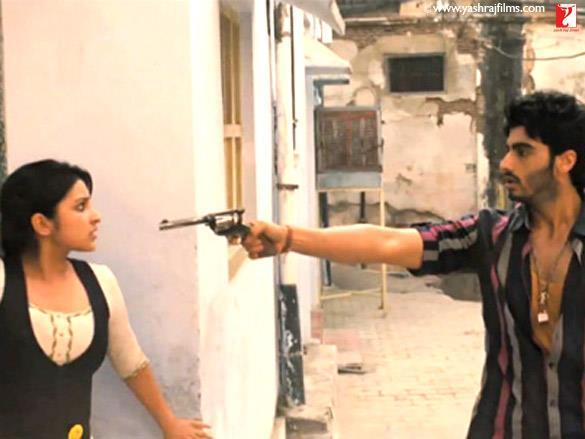 Parineeti Chopra,Arjun Kapoor Fight Still In Ishaqzaade