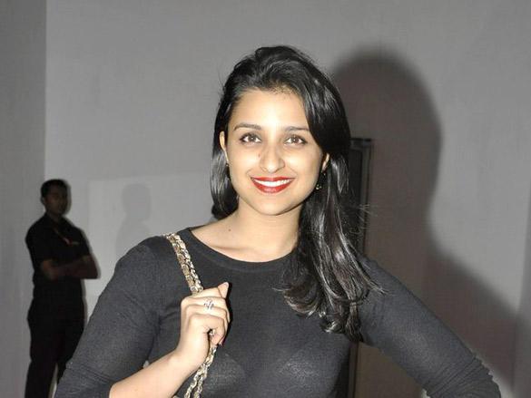Parineeti Chopra at FICCI Frames 2012 Awards