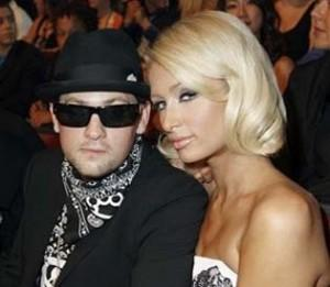 Paris Hilton Bob Hair Style Pic