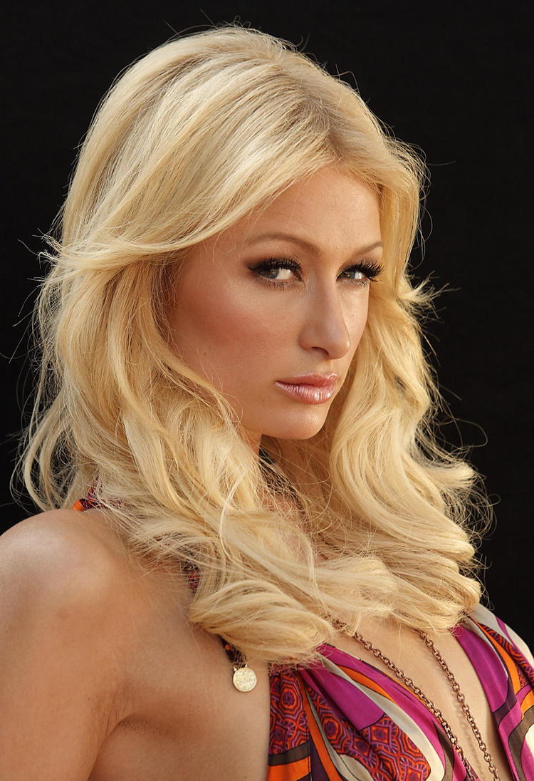 Paris Hilton Hot Look Still