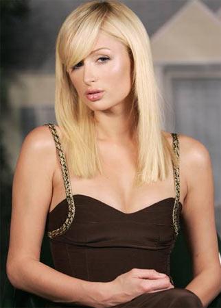 Paris Hilton Open Boob Pic