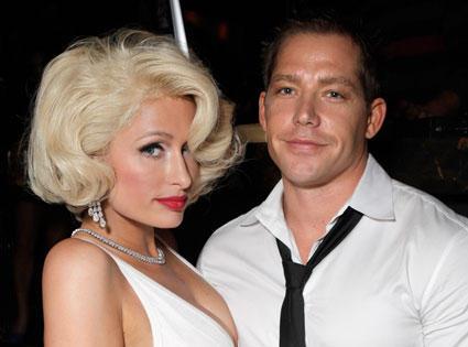 Paris Hilton and Boyfriend Cy Waits Still