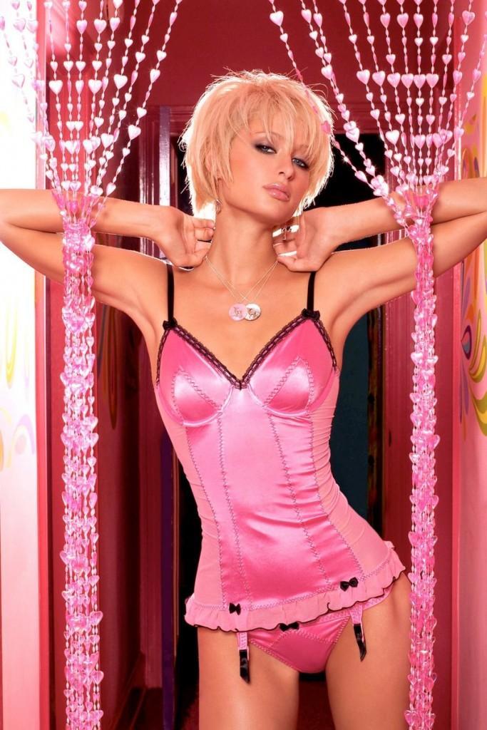Paris Hilton in Bikini Hot Sexy Photo Shoot