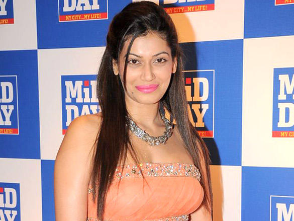 Payal Rohatgi at Launch of Mid-Day Mumbai Anthem