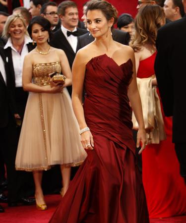 Penelope Cruz in Oscar 2010