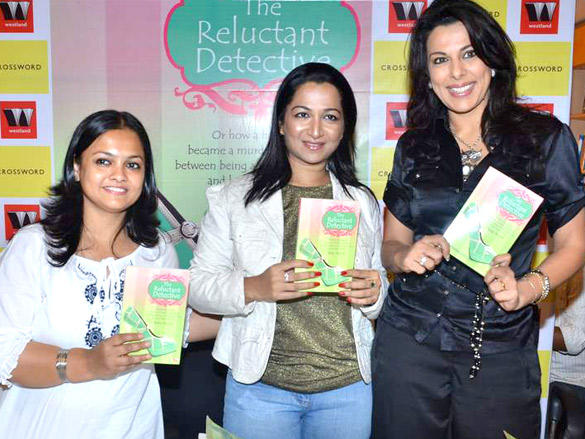 Pooja Bedi Launches Kiran Manral's Book The Reluctant Detective