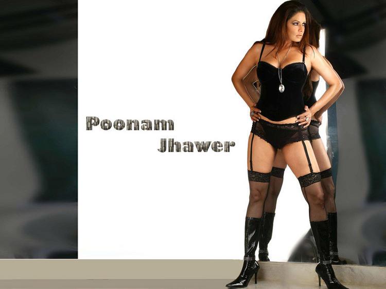 Poonam Jhawar Two Piece Dress Wallpaper