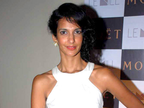 Poorna Jagannathan at Moet and Chandon valentine evening