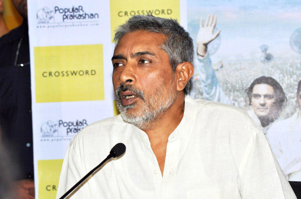 Prakash Jha Spotted at The Launch Of The Book Rajneeti