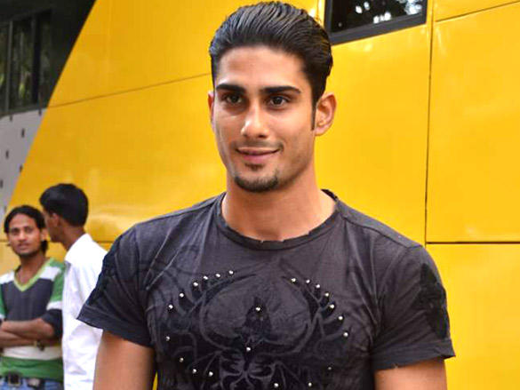 Prateik Babbar at Cotton Council of India's Lets Design contest