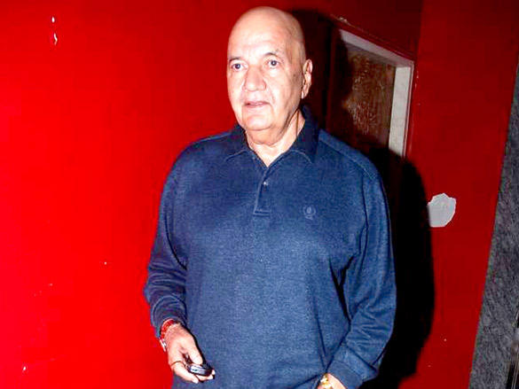 Prem Chopra  at Agent Vinod Screening at PVR