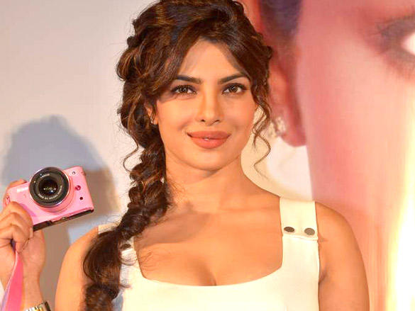 Priyanka Chopra Beauty Still With New Nikon 1 Camera