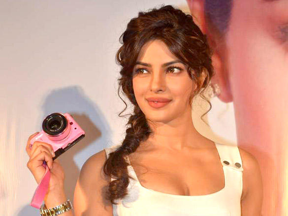 Priyanka Chopra Launches New Nikon 1 Camera