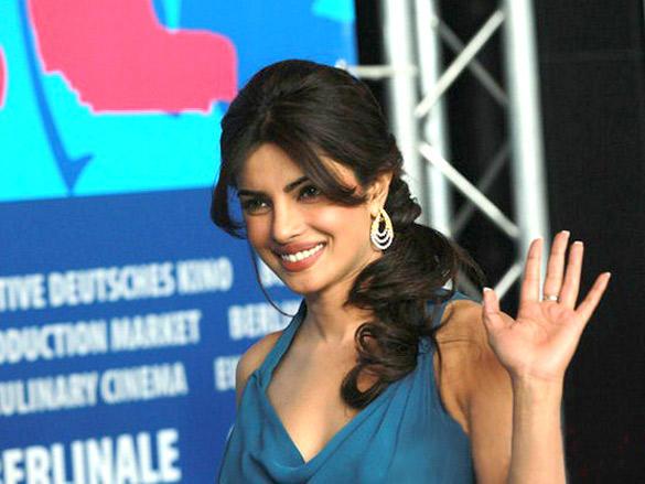 Priyanka Chopra at 62nd Berlinale International Film Festival