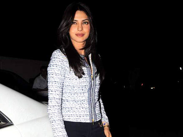Priyanka Chopra at Agneepath special screening