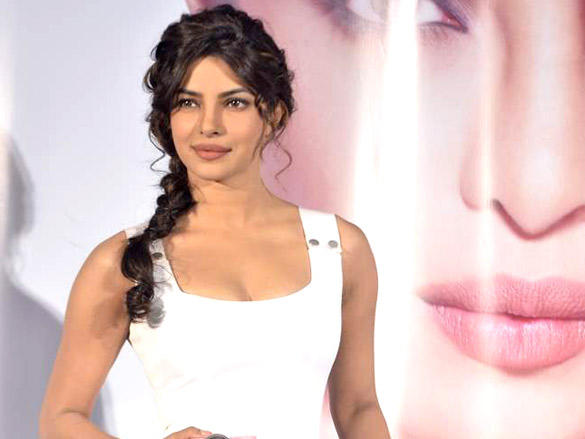 Priyanka Chopra at the Launch of New Nikon 1 Cameras