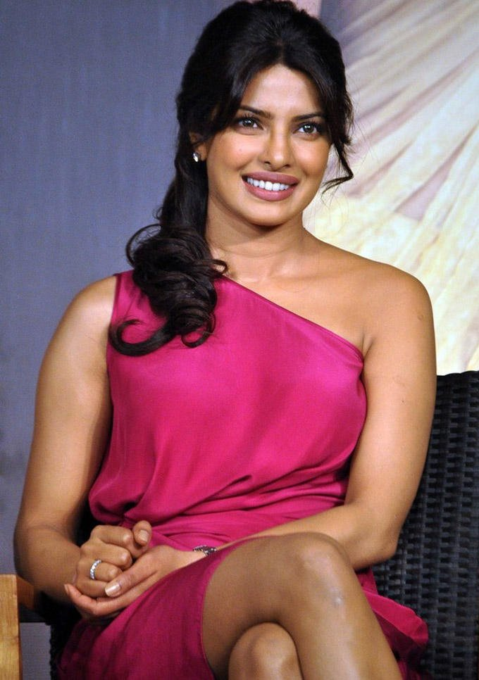 Priyanka Chopra At  Launch of Agneepath