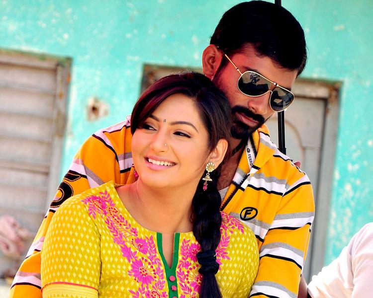 Ragini,Yogesh Bangari Movie beauty still