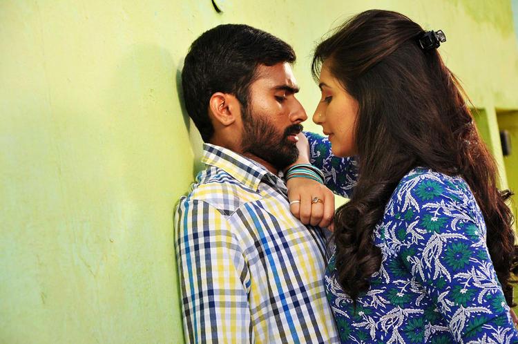 Ragini,Yogesh hot still in Bangari Movie