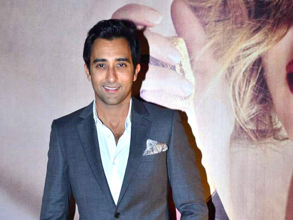 Rahul Khanna at Moet and Chandon valentine evening