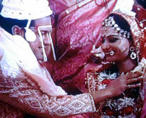 Rahul and Dimpy Wedding Photo