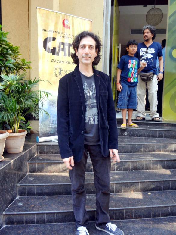 Rajan Khosa at Special Screening Of Gattu at Pixion