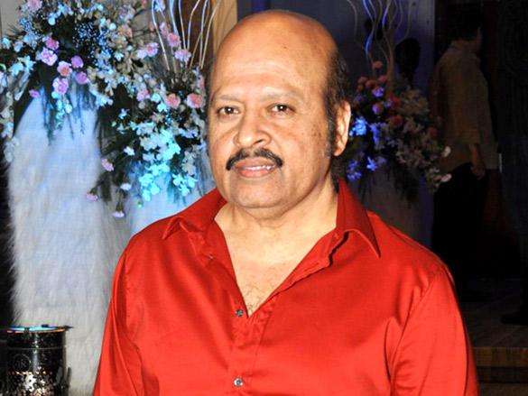 Rajesh Roshan at Sunaina Roshan's birthday party in Mumbai