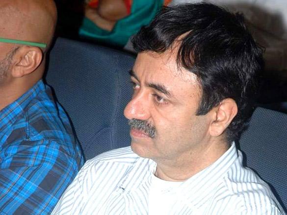 Rajkumar Hirani at Whistling Wood's film discussion session