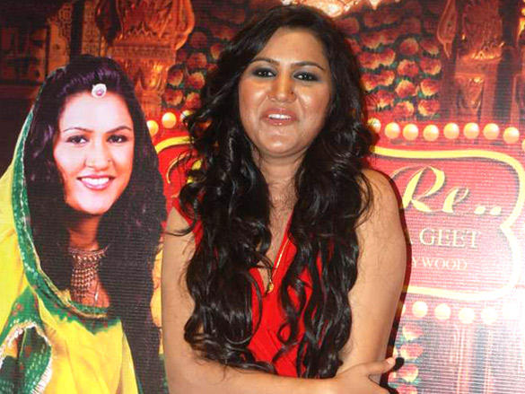 Rajnigandha Shekhawat at 'Banna Re'  album launch