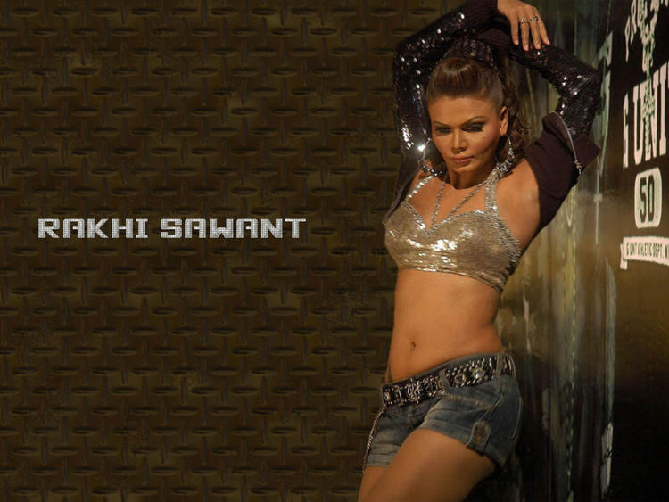 Rakhi Sawant Latest Glamour Wallpaper