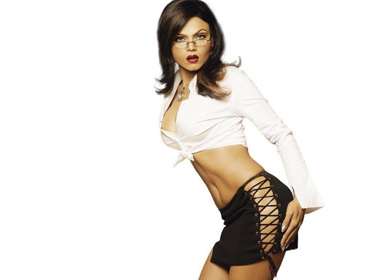 Rakhi Sawant Latest Hot Sexy Wallpaper